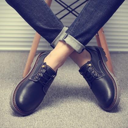 Leather shoe 1