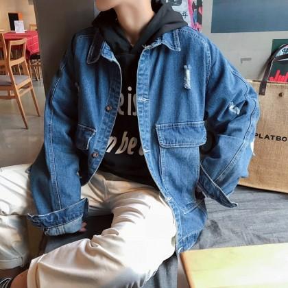 Denim Jacket 1