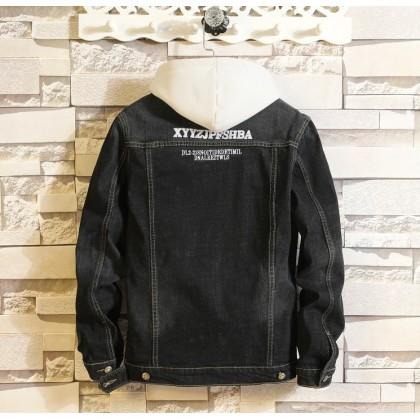 Denim jacket 7
