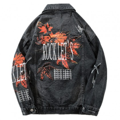 Denim jacket 21
